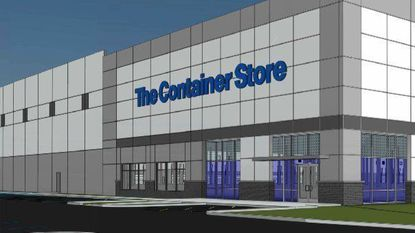 A 600,000-square-foot building – expandable to 700,000 square feet - will be built on Woodley Road in Aberdeen to serve as the East Coast distribution facility for The Container Store.