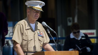 Lt. Gen. David H. Berger, a Maryland native, has been nominated by President Donald Trump to be the next commandant of the Marine Corps.