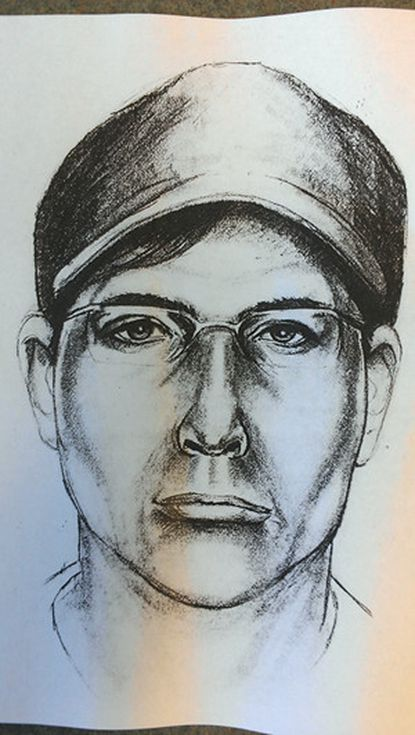 Aberdeen police released this composite drawing of the suspect in the abduction of Violet R. Ripken.