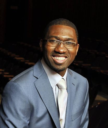 Kwame Kwei-Armah, Center Stage's new artistic director, will host one of the Art to Dine For events.