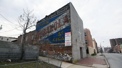 Jacques Kelly: Pieces of Baltimore past often surface in 'ghost' signs