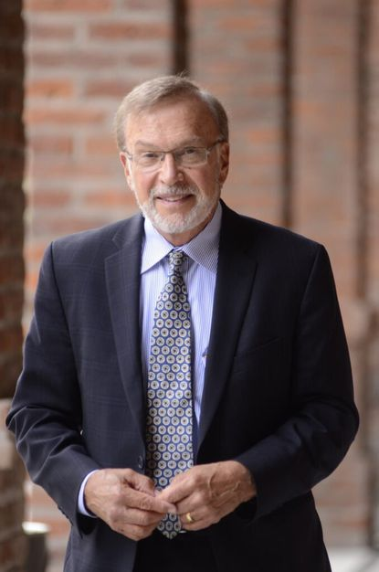 Lester Salamon wrote books and academic articles on the nonprofit sector.