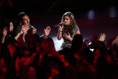 'The Voice' recap: The Top 6 perform
