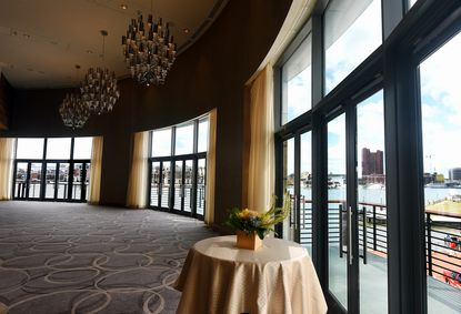 Best Wedding Venue Four Seasons Hotel Baltimore Baltimore Sun
