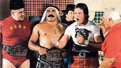 Local WWE 'Bad Guy' remembers Rowdy Roddy Piper