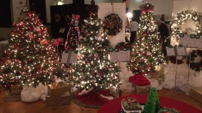 The annual Festival of Trees starts today in Bel Air as part of a busy Thanksgiving Weekend around Harford County.