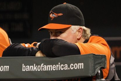 Buck Showalter will have his work cut out for him this spring trying to sort through a crowded roster that includes more than 30 candidates for the major league pitching staff.