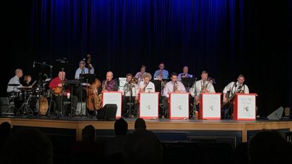 The Sunday Night Big Band will perform Sunday in a concert to benefit Caring Carroll, Inc.