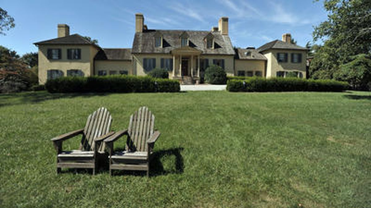 The Past Is Prologue For Elkridge S Belmont Manor