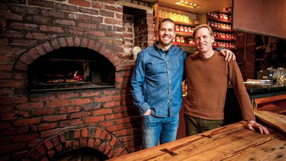 Tessemae's teams up with Baltimore restaurateur Spike Gjerde to sell hot sauce nationwide