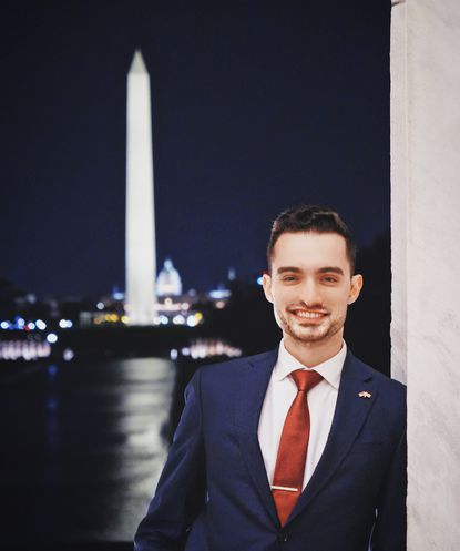 Annapolis resident Antonio Pitocco, 25, has announced a bid for Congress in district 3 against Rep. John Sarbanes.