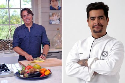 Horseshoe Baltimore has announced that John Besh and Aaron Sanchez will collaborate on a restaurant project inside the Russell Street casino, now under construction
