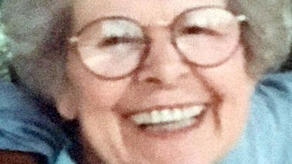 Frances C. Peterson, a homemaker and volunteer, died Sept. 25.