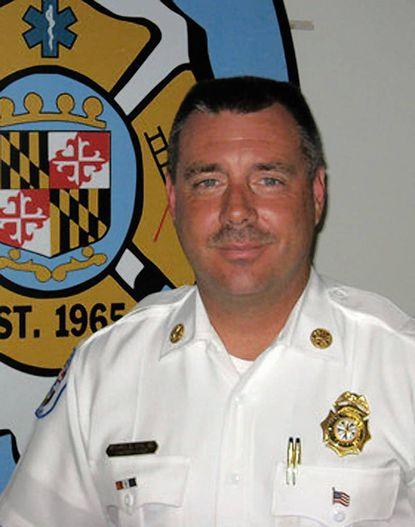 Chief Michael Cox