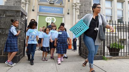 Welcome charter school success in Baltimore