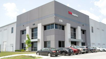 XPO Logistics is closing its 571,000 square-foot warehouse on Harford County's Perryman peninsula.