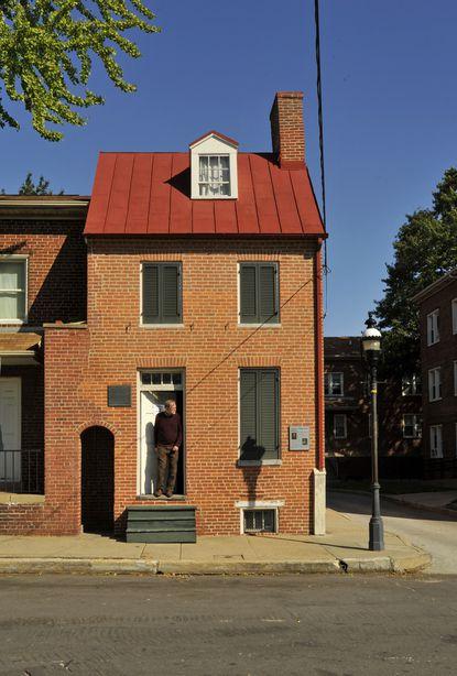 Baltimore's Edgar Allan Poe House gets revival plan