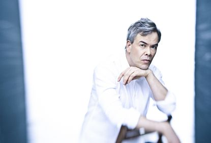 BSO makes colorful music with Hilary Hahn, Hannu Lintu