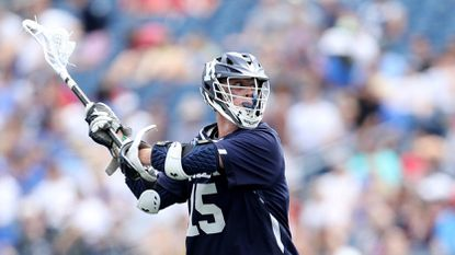 Yale's Jackson Morrill carrying on family legacy in college lacrosse
