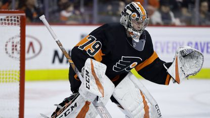 Flyers goalie Carter Hart ready to return, but is he ready for the Capitals?