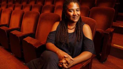 Pulitzer Prize winning-playwright Lynn Nottage.