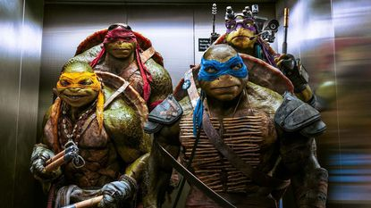 Teenage Mutant Ninja Turtles sequel jumps into your nostalgia and asks, 'What would Vin Diesel Do?'