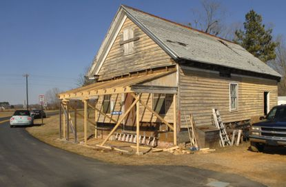The Harriet Tubman Museum and Educational Center in downtown Cambridge tells the story of her life on the Brodess Farm in Bucktown, including the historic store, above, where she was nearly killed by an overseer who hit here in the head.
