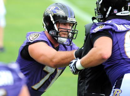Pro Football Focus grades Rick Wagner as the top right tackle in football and the fifth best offensive tackle overall.