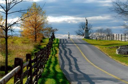 Antietam National Battlefield is one of the more important historic sites in Maryland that deserve a mention in the state song. File.