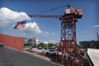 The Baltimore Museum of Industry.
