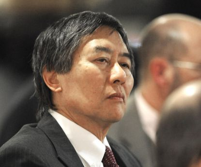 University of Maryland President Wallace Loh announced in 2012 that the school would be leaving for the Big Ten.
