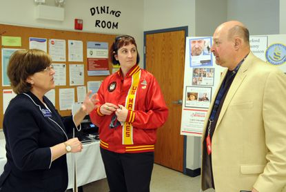 Harford veterans connect, honor men and women who served