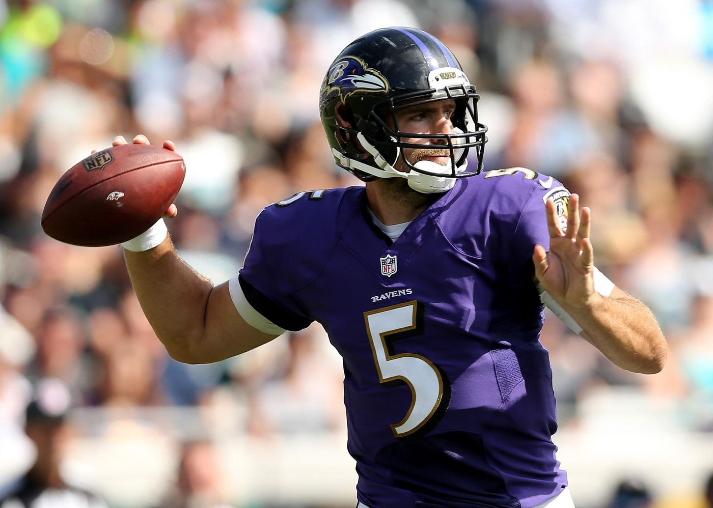 Jets Signing Ex Super Bowl Mvp Joe Flacco To 1 Year Deal Source