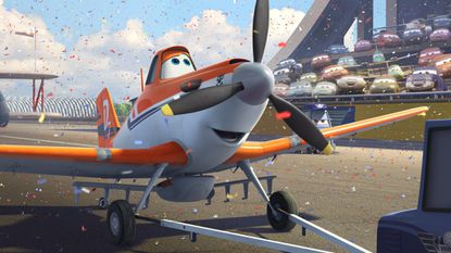 Disney's 'Planes' takes flight as best-selling DVD and Blu-ray title