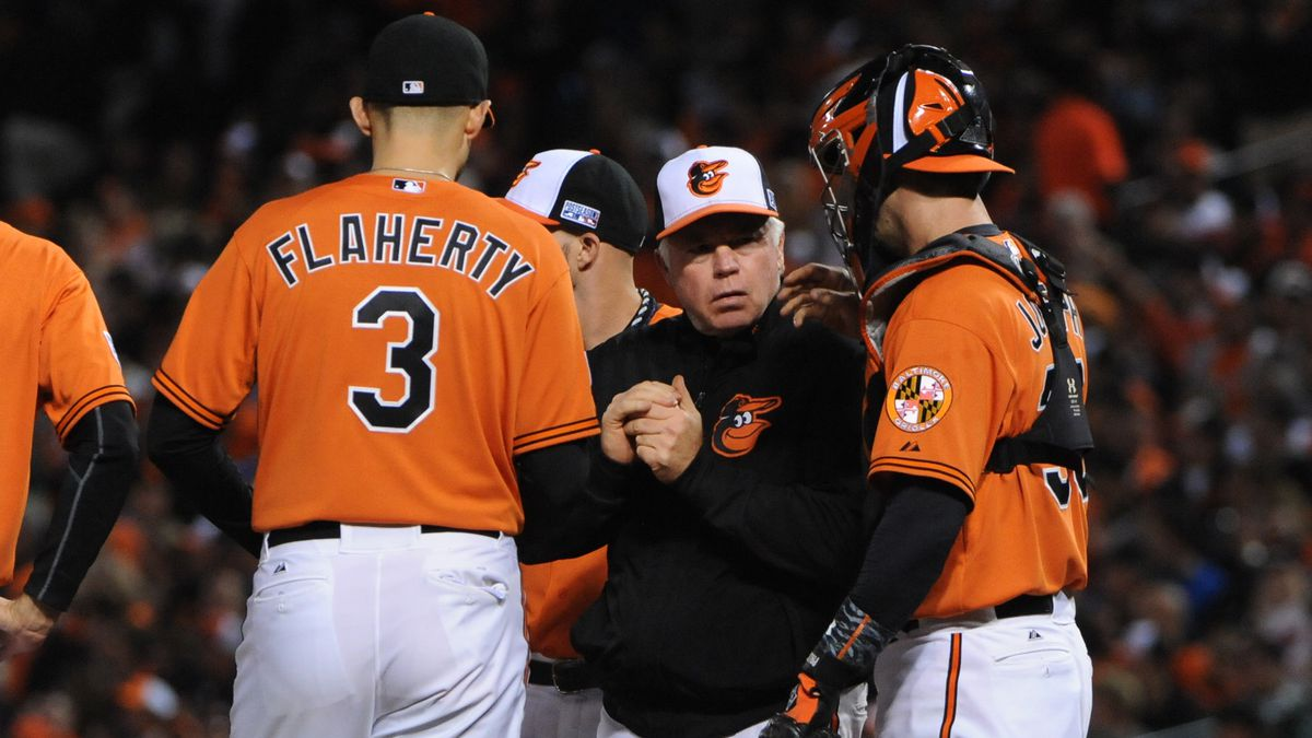 After 6-4 loss to Royals, Orioles head to Kansas City down