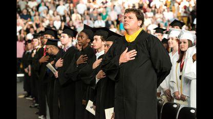 Dulaney High School Class of 2016. Are high school graduates in Maryland all taught the same skills?