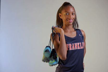 All-Metro girls track and field Performer of the Year: Nyjari McNeil, Franklin