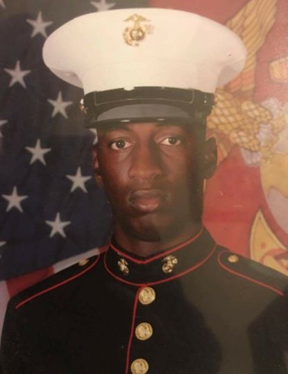 Andrew Zachary was shot and killed in Baltimore.