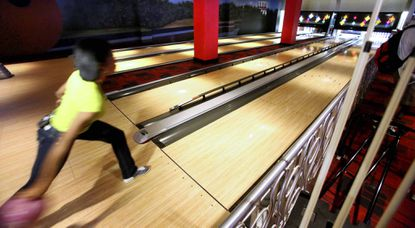 Check it out: Splitsville at Downtown Disney