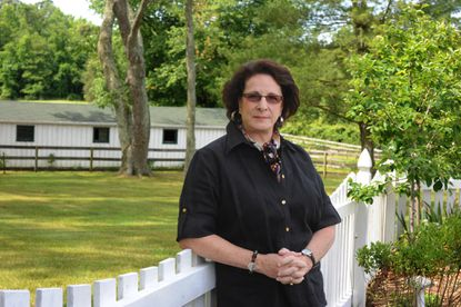 Janet Richardson is working to develop a section of her Crystal Spring Farm into senior living and a mixed use development. The plan is controversial in Annapolis, with opponents saying the project will destroy some of the last forestland on Forest Drive.