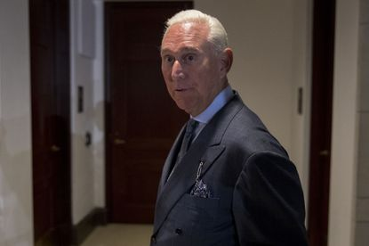 Mueller's team investigating candidate Trump's late-night calls to Roger Stone