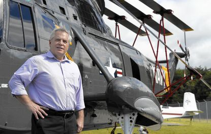 Greg Havens, an electrical engineer at Naval Air Station Patuxent River, wants more details on phased retirement.
