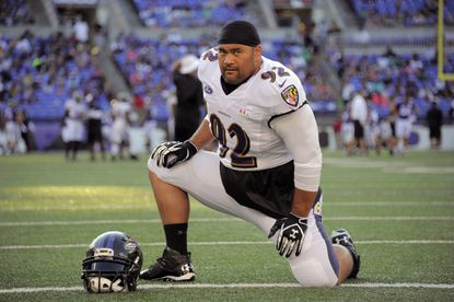 A healthy Haloti Ngata is always a good sign for the Ravens.