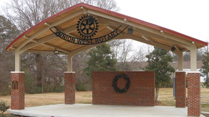 Bel Air officials approve contracts for Rockfield Park pavilion construction