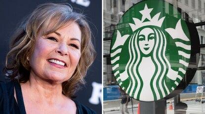 'Roseanne' and Starbucks in Trump's America