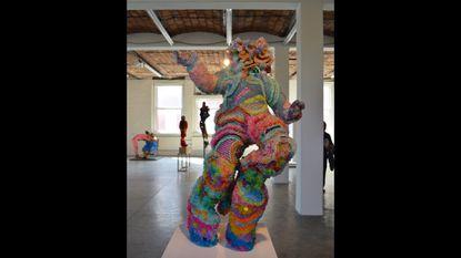 Q&A: Artist Raúl de Nieves talks about preciousness, passion, and process