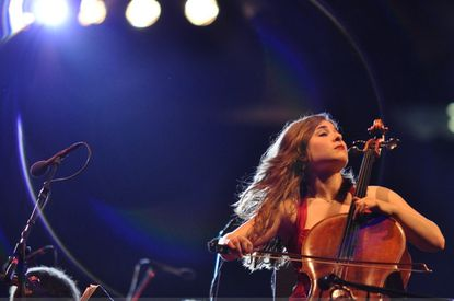 Acclaimed cellist Alisa Weilerstein makes a special local appearance performing Dvorak's cello concerto with the Baltimore Symphony Orchestra Sept. 23 and 25 at Meyerhoff Symphony Hall.