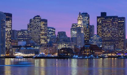 The U.S. Olympic Committee selected Boston to represent the United States in an effort to host the 2024 Summer Olympic games.