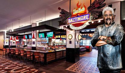 Next stop Flavortown: One writer's attempt to meet Guy Fieri at the Horseshoe Casino