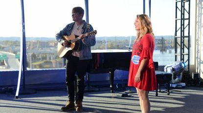 Bel Air native Emma Kleinberg's 'American Idol' audition to air Monday night on ABC